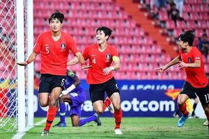 Hành trình bất bại của tân vương U23 châu Á 2020 - U23 Hàn Quốc