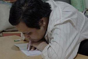 Thầy giáo Phùng Văn Trường: Người thầy 'gieo' chữ bằng phương thức độc nhất vô nhị