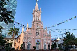Lo ngại dịch bệnh virus Corona, nhà thờ Chính Tòa Đà Nẵng tạm đóng cửa, không đón tiếp du khách