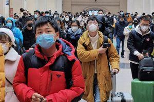 5 triệu người đã kịp rời Vũ Hán trước lệnh phong tỏa