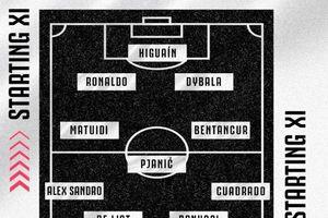 Ronaldo ghi bàn, Juventus vẫn để thua Napoli