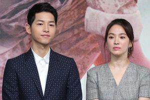 Hậu ly hôn, Song Hye Kyo chia sẻ ảnh đón Tết độc thân đầu tiên