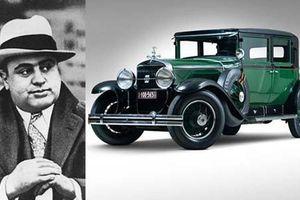 Xe Cadillac gần 100 tuổi bọc thép chống đạn của trùm ma túy