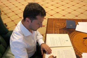 Tổng thống Ukraine bất ngờ bổ nhiệm loạt nhân sự