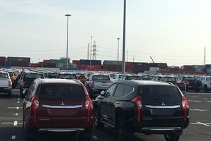 Nửa tháng đầu năm 2020, Việt Nam nhập khẩu hơn 2.300 ôtô
