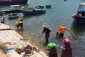 Nâng cao ý thức và vai trò cộng đồng trong gìn giữ môi trường biển đảo