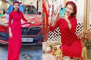 Ngắm 'cô - cháu' Ngô Thanh Vân và Khả Ngân đụng công thức áo dài đỏ thắm mới bàng hoàng nhận ra: Thời gian đã bỏ quên 'đả nữ' 41 tuổi rồi!