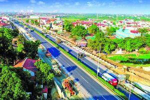 Cao tốc Pháp Vân - Cầu rẽ con đường đẹp Ở cửa ngõ phía Nam Thủ đô Hà Nội
