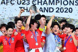 U23 Hàn Quốc vô địch U23 châu Á 2020