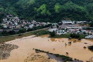 Mưa bão gây thiệt hại nặng nề tại Brazil