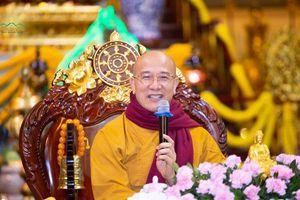 Trụ trì chùa Ba Vàng phải gỡ bỏ các nội dung đã phát về 'cách hóa giải virus Corona'