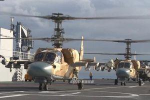 Trực thăng tấn công cực mạnh Ka-52 Nga được Ai Cập đặt mua mạnh cỡ nào?