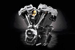 Harley-Davidson ra mắt động cơ siêu mạnh - 2.147 cc, 121 mã lực