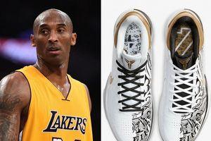 Những mẫu giày bóng rổ gắn liền với tên tuổi của Kobe Bryant