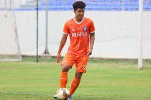 Hà Đức Chinh: 'Tôi sẵn sàng cho V.League 2020'