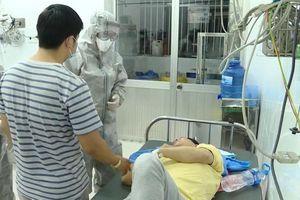 Bệnh nhân Trung Quốc được Việt Nam điều trị thành công bệnh viêm phổi cấp