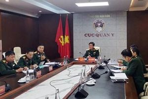 Trung tâm Quân y ASEAN họp khẩn về phòng chống dịch virus Corona