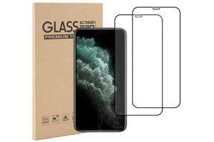 Nên dán màn hình bằng film hay kính cường lực cho iPhone mới?