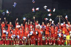 Bóng đá Việt Nam: Tiếp đà thăng hoa và cần thêm những sự quan tâm đặc biệt