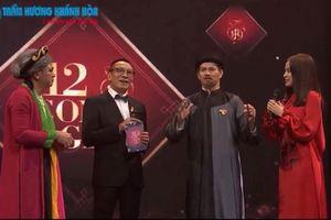 Món quà vòng Trầm hương Khánh Hòa gây bất ngờ với khách mời VTV đặc biệt Tết