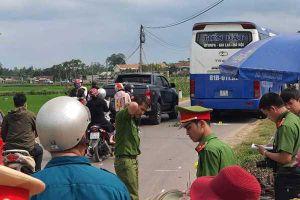 Va chạm với xe khách chạy cùng chiều, người đàn ông tử vong