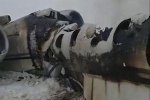 Máy bay Không quân Hoa Kỳ chở 5 người rơi ở miền Đông Afghanistan
