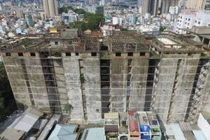CLIP: 'Dựng tóc gáy' trước những giai thoại bí ẩn về khu chung cư hoang tàn bậc nhất Sài Gòn