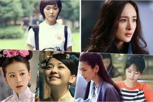 Cùng chung một vai diễn nhưng Đường Yên, Dương Mịch hay AngelaBaby vẫn không thể tạo được ấn tượng riêng