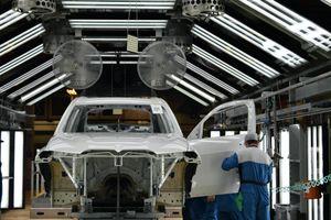 Nhà máy BMW lập kỷ lục sản lượng xe trong năm 2019
