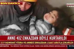 Giải cứu bé gái 2 tuổi vẫn sống sót tỉnh táo dù bị chôn vùi 24 tiếng