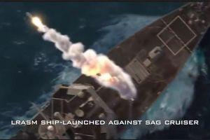 Mức độ đáng sợ của tên lửa diệt hạm tầm xa chính xác LRASM do Mỹ chế