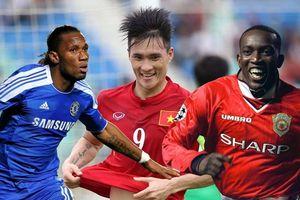 Công Vinh sắp đá cùng đội với các cựu danh thủ Chelsea và M.U