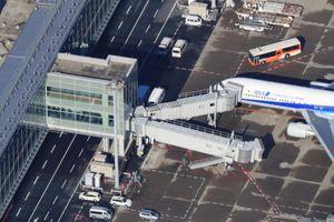 Chuyến bay đầu tiên chở 206 người Nhật di tản khỏi Vũ Hán về đến Tokyo