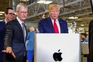 Nếu không bán cổ phiếu Apple 6 năm trước, ông Trump sẽ lời lớn