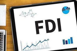 Thu hút 5,3 tỷ USD vốn FDI trong tháng 1