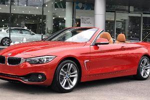 Cận cảnh BMW 420i Convertible dưới 3 tỷ đồng tại Việt Nam