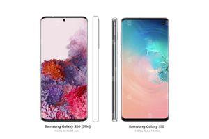 'Đọ' Galaxy S10 và concept Galaxy S20, cái nào đáng bỏ tiền mua?