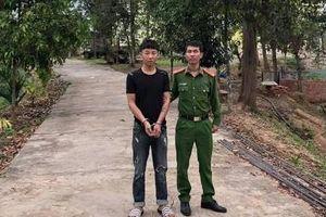 2 đối tượng bị truy nã đặc biệt bị cảnh sát bắt giữ trong ngày về quê ăn Tết