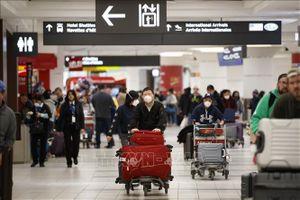 Canada mở đường dây nóng hỗ trợ hành khách đi chung chuyến bay có ca nhiễm virus corona
