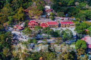 Khu du lịch quốc gia núi Bà Đen: Điểm đến hấp dẫn đầu Xuân