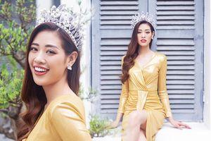Hoa hậu Khánh Vân: 'Không hối hận vì vai diễn lẳng lơ trong quá khứ, mọi vất vả đã được đền đáp'