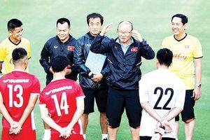 Bóng đá Việt Nam và HLV Park với năm Canh Tý 2020