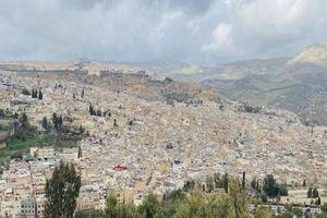 Lạc bước ở Medina of Fes