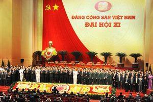 Đại hội lần thứ XI của Đảng