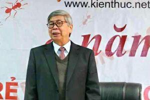 GS.TSKH Đặng Vũ Minh dẫn đầu đoàn Lãnh đạo thăm, chúc Tết Báo điện tử Kiến Thức