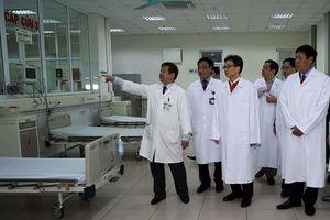 Bộ Y tế phân vùng điều trị bệnh nhân nhiễm virus corona