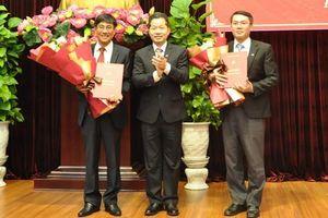Thành ủy Đà Nẵng điều động, bổ nhiệm nhiều cán bộ chủ chốt ngày đầu năm
