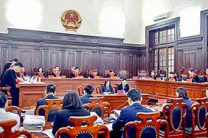 Một số vấn đề nghiệp vụ từ các phiên tòa của Hội đồng Thẩm phán