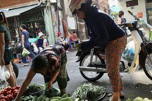 Sau Tết, giá rau xanh ở TPHCM tăng gấp đôi ngày thường