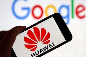 Sếp Huawei tuyên bố từ mặt Google